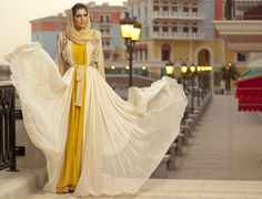 Image about fashion in hijab style by Diana Dardour Muslim Women Fashion, Arab Fashion, Islamic Fashion, Dubai Fashionista, Hijab Evening Dress, Evening Dresses, Maxi Dresses, Modest Outfits, Modest Fashion