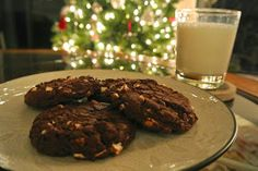 What Gina Says: Hot Cocoa Cookies!