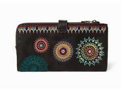 desigual černá peněženka siara ester 2000 A Coin Purse, Purses, Wallet, Bags, Fashion, Handbags, Handbags, Moda, Fashion Styles