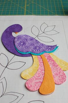 - I married a billionaire and now I need to deal with the consequences. ~/~ From USA Today bestselling author Cerys du Lys - His Absolute Arrangement: A Scandalous Billionaire Love Story 123 . Applique Tutorial, Applique Templates, Applique Patterns, Applique Designs, Quilt Patterns, Owl Templates, Applique Ideas, Embroidery Designs, Crazy Quilting