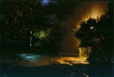 Untitled 1998 I love these night scenes from Bill Henson.night/evening is the best time for a wander Light Photography, Color Photography, Photography Ideas, Dark Landscape, Dying Of The Light, Cinematic Photography, World Of Darkness, Chiaroscuro, Contemporary Photography