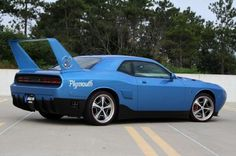 2012 Plymouth Superbird
