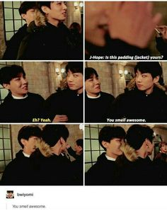 How to flirt 101 with Bangtan's sunshine and hope