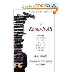 The Know-It-All - A.J. Jacobs