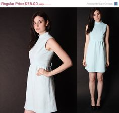 Hey, I found this really awesome Etsy listing at https://www.etsy.com/listing/177466131/on-sale-40-off-vintage-1960s-dress-60s