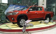 Cảm nhận của khách hàng về xe Toyota Hilux 2016 mới ra mắt