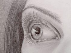 Como dibujar un ojo en perspectiva