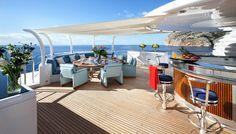 SYCARA V Superyacht | Luxury Motor Yacht for Charter with Burgess