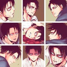 As Faces de Levi