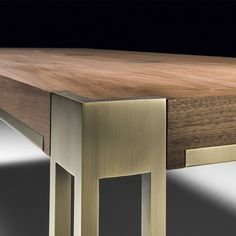 Large Modern Italian Designer Dining Table