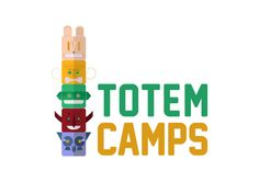 Thematic camps for kids | Proposal on Behance