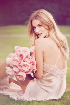 Rosie Huntington-Whiteley's Autograph Fragrance - Marks & Spencer (Vogue.com UK)