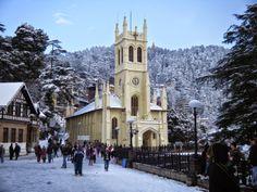 St Michaels Catholic Church Shimla http://www.androidinfosys.com/