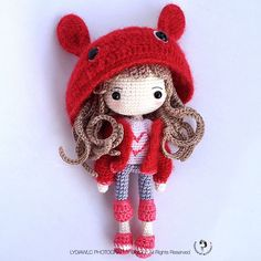 #amigurumi #amigurumidoll #crochet #crochetdoll #crochetgarland #yarn #knitting…