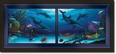 Another piece by Wyland