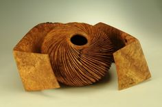 Collectors of Wood Art Artists Portfolio Into The Woods, Artist Portfolio, Wood Sculpture, Wood Art, Objects, Woodworking, Artists, How To Make, Gourds