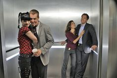 NCIS Look at Abby and McGee!!!