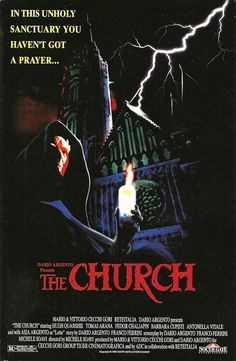 The Church (1988) [Vose]