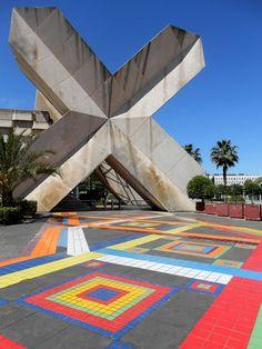 México - Pabellón de México en la Expo'92 (Sevilla). World's Fair, Expo, Andalucia, Pavilion, Places To Go, Nostalgia, Memories, City, Contemporary Architecture