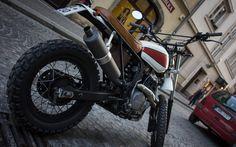 Honda XL 350 L