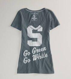 Michigan State Vintage Short Sleeve T #shirt #college #women #geekchic #urbanoutfitterswishlist