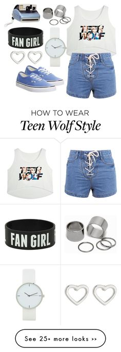 """Teen Wolf"" by caia-irwin on Polyvore"