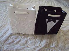Caixinha de bem casados - DIY
