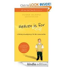 Wonderful book. Everyone who reads it loves it. Sure makes you think. I want to go to Heaven, but I dont want to go now.