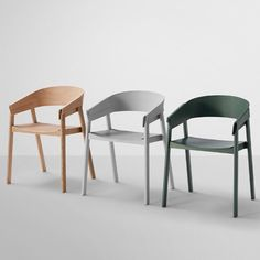 Muuto Cover Chair & Muuto Dining Chairs | YLiving