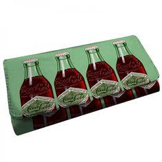Carteira Coca Cola