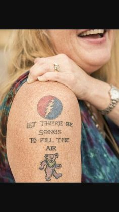 Let there be Songs to fill the Air. Grateful Dead