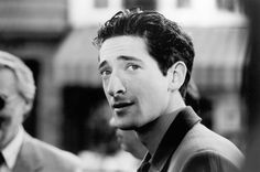 Adrien Brody.  from the Pianist i believe