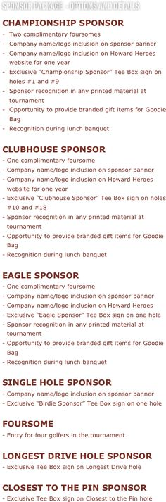 KNOT6 REAL ESTATE SERVICES IS PLEASED TO ANNOUNCE OUR 1ST ANNUAL CHARITY GOLF OUTING BENEFITING THE HOWARD HEROES FUND. SIGN UP TODAY !!