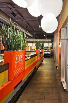 Zoe's Kitchen | City Lighting Products
