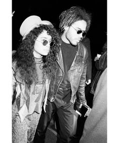 The 32 coolest celeb couples of all time: Lisa Bonet and Lenny Kravitz