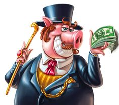 Piggie Riches video slot  is available for play at Wintingo Online Casino