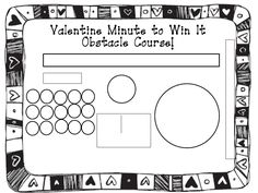 Valentine Minute to Win It! | Scribd