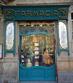 Farmacia en Barcelon