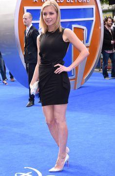Rachel Riley – Tomorrowland, UK Premiere 17.05.15