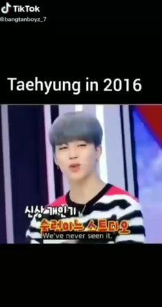 Kim Taehyung Funny, Bts Taehyung, Bts Bangtan Boy, Bts Jimin, Die Beatles, Bts Bulletproof, Bts Funny Moments, Bts Tweet, Bts Funny Videos