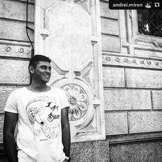 Grazie @andrei.miron  MONO| Maglieria Artigianale  #thankyou #tshirt #tee #madeinitaly #brand #blackandwhite #bologna #story #sherkan #travel #picoftheday #repost