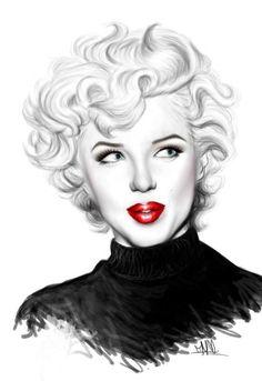marilyn monroe - Marilyn Monroe Fan Art (36472113) - Fanpop
