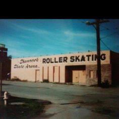 Shamrock roller Rink