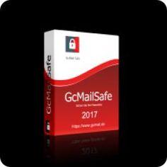 تحميل GCMAIL SAFE مجانا لادارة وحماية كلمة السر مع كود التفعيل