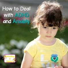 ADHD and anxiety are common. Learn more about the overlap of symptoms between anxiety and ADHD and how to overcome ADHD with anxiety by implementing these simple strategies for the relationship between ADHD and anxiety.