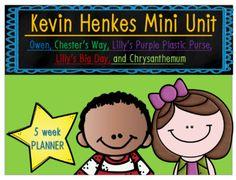 Kevin Henkes 5 Week