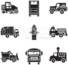 city traffic 02 royalty-free stock vector art