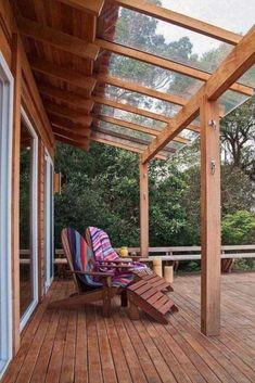 41 Comfortable and cool roof terrace design ideas | kevoin.com  #rooftop #rooftopideas #rooftopdesign Diy Pergola, Pergola With Roof, Covered Pergola, Modern Pergola, Cheap Pergola, Outdoor Pergola, Metal Pergola, Black Pergola, Decks With Roofs