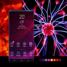 52 Best Samsung Galaxy Themes images in 2019 | Galaxy theme, Samsung