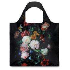 "Tote Bag : JAN DAVIDSZ de HEEM ""Still Life with Flowers in"
